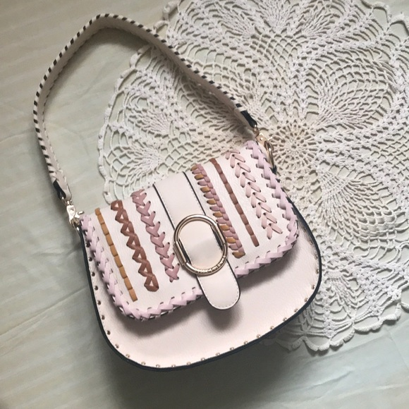 Poppy and Peonies Bag